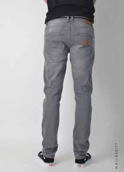 Slim Jeans Pant Grey Washed