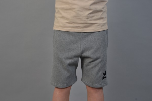 Easy Sweat Short Sport Grey