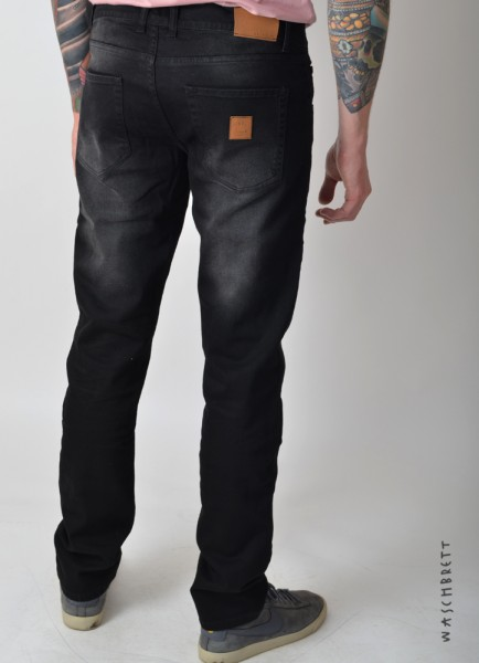 Slim Jeans Pant Black Washed