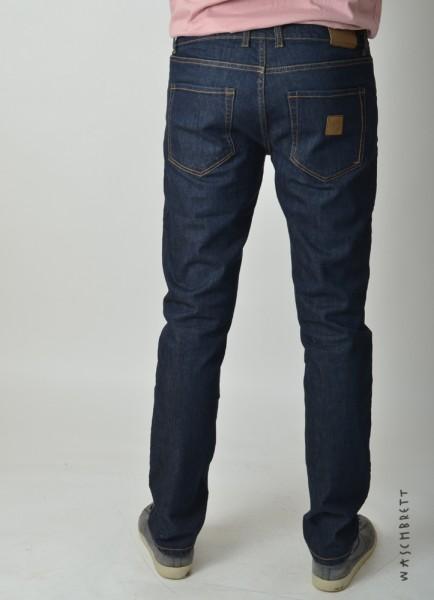 Slim Jeans Pant Raw Blue