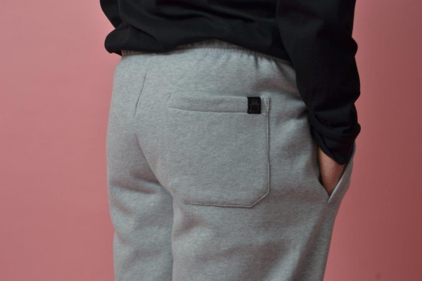 Easy Sweat Jogger Sport Grey