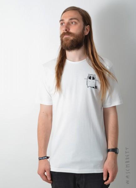 Small Logo T-Shirt Natural/Black