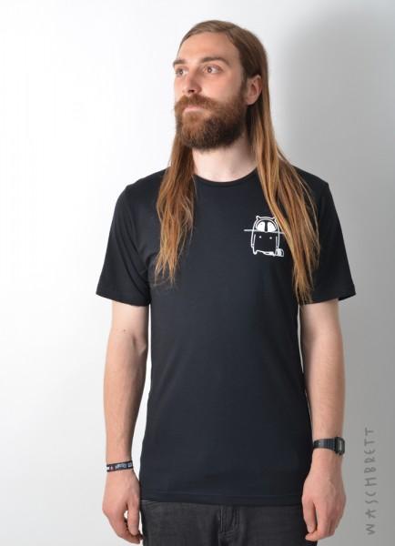 Small Logo T-Shirt Black/Vintage White