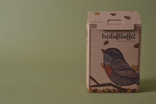 Die Stadtgärtner Freiluftbuffet Vögel